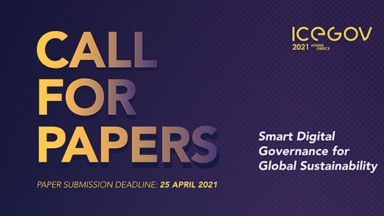 Gallery - Call for Papers 2021