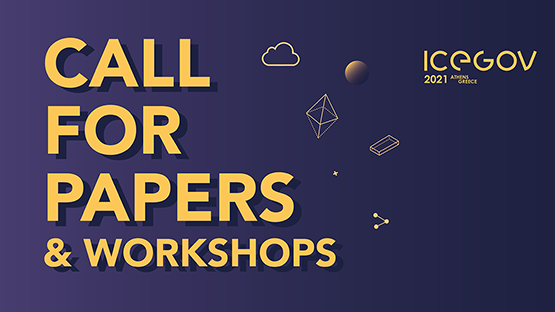 Gallery - Call for Papers and Workshops