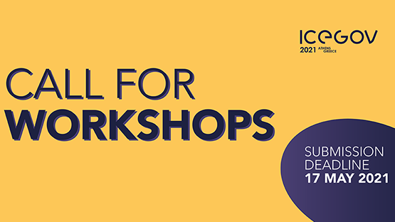Gallery - Call for Workshops