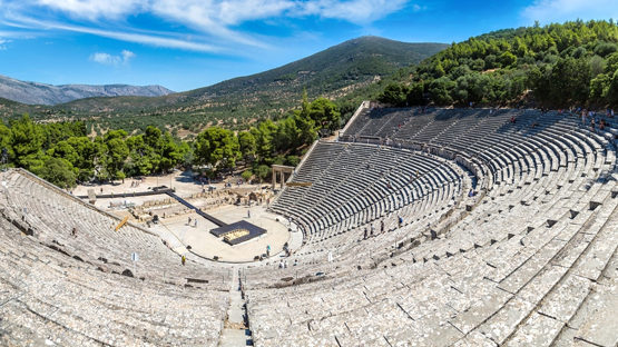 Gallery - Epidaurus Theater