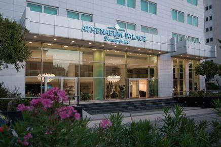 Hotel Athenaeum Palace