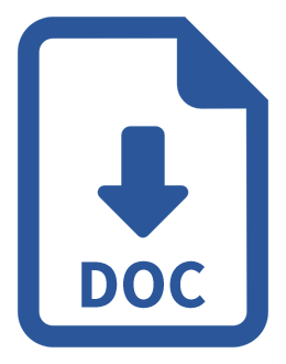 Icon download DOC