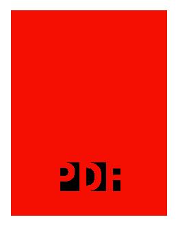 Icon download PDF